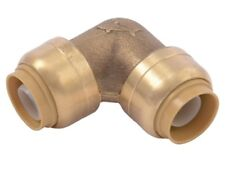 "1/2""X1/2"" Shark-Bite Style Ell Connector For CPVC , PEX And Copper Pipe"