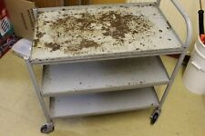 More details for heavy duty westra catering trolley commercial (read desc)