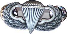 Distintivo brevetto paracadutista US Army parachutist badge Air Born WW2