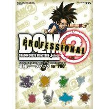 Dragon Warrior (Quest) Monsters Joker 2 Professional Data book / DS