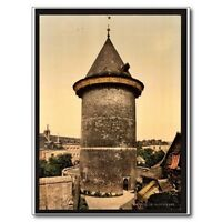 """*Postcard-""""The Joan of Arc's Tower"""" ...@ Rouen, France- (N9)"""