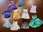 American Girl Doll brand lot of dresses