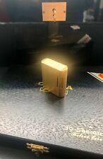 S.T.Dupont Feuerzeug Soubreny, goldfarben, sehr schöner Zustand, gasdicht