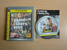 Grand theft auto (GTA) IV / Jeu PS3 / sans notice