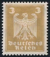 DR 1924, MiNr. 355 Y a, sauber ungebraucht, Mi. 120,-