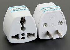 20Pcs X Travel Converter US UK EU AU To United States US CN Power Plug Adapter
