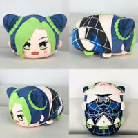 12'' JoJo's Bizarre Adventure Jolyne Cujoh Plush Doll Stuffed Pillow Toy Gift