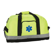 Star of Life Hi-Vis Holdall/Work Bag - Ambulance Paramedic First Responder Medic