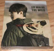 LEE MIN HO, THE WILD MINHO LIMITED EDITION PHOTO BOOK PHOTOBOOK + CARD HOLDER
