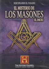 DVD - El Misterio De Los Masones El Inicio NEW FAST SHIPPING !