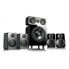 Wharfedale Movie Star DX-2 HCP 5.1 Home Cinema Speaker Package Black