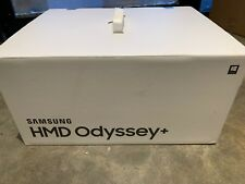 OB Samsung HMD Odyssey+ Plus VR Mixed Reality Headset Controllers XE800ZBA-HC1US