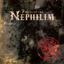 Fields Of The Nephilim - Revelations 2 x CD - USED Goth Rock Album