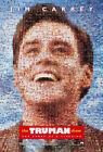Внешний вид - THE TRUMAN SHOW MOVIE POSTER 2 Sided ORIGINAL Advance 27x40 JIM CARREY ED HARRIS