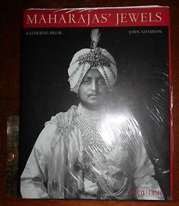 2000 Maharaja's Jewels by Katherine Prior John Adamson First Edition Illustrated