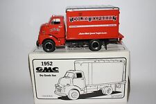 1/34 SCALE FIRST GEAR DIECAST, 1952 GMC DRY GOODS VAN, COLES EXPRESS