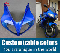 Fit For Suzuki SV650/S SV1000 2003-2011 Front Upper Fairing Headlight Nose Cowl