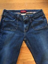 LEVI'S 545 LOW BOOT CUT Jeans - Size 4 Med - W27, L29.5, Rise 8