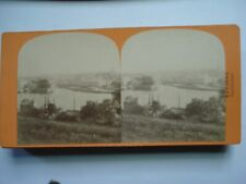 VUE STEREO PHOTO BAYONNE VUE GENERALE ALBUMINE