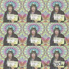 BLOTTER ART ORIGINAL MARK McCLOUD  Signed BY MARK McCLOUD  Perforated Sheet