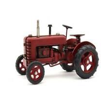 Vintage Metall Dekorativem Traktoren