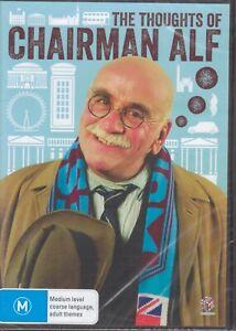 The Thoughts Of Chairman Alf Garnett (Warren Mitchell) DVD NEW & SEALED