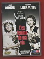 DVD - de Ex Mujer de mi Vida con Jane Birkin Et Thierry Lhermitte - Pieza Teatro
