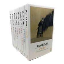 Roald Dahl Collection Trickery War Fear Innocence 8 Books Pack Set Deception