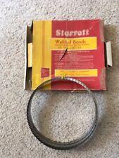 Starrett Wood Cutting Band Saw Blade