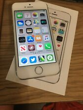 Apple iPhone 5s - 16GB - Silver / White Total Wireless A1453