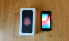 Apple iPhone SE - 16GB - Space Grey (Unlocked) A1723 Perfect Condition Boxed UK
