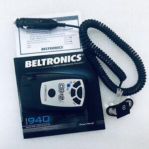 Beltronics Vector 940i Radar Detector