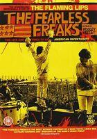 The Flaming Labbra Fearless Freaks (2005) Tutte le Regioni DVD Nuovo/Sigillato