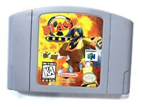 Blast Corps - Nintendo N64 Game Tested + Working & Authentic!