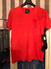 obey propaganda Pocket T Shirt Red XL