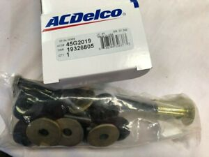 ACDelco 45G2019 Professional Front Suspension Stabilizer Bar Link Kit