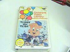 Children's Video Library - Tubby the Tuba - VHS