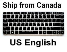 HP EliteBook Folio 9470M 9480M Keyboard -  US English