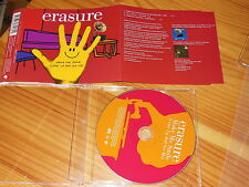 Ces-Make Me Smile/3 track Maxi-CD 2003 Comme neuf!