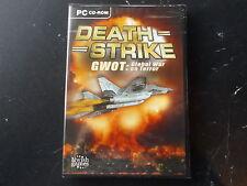 Morte sciopero gwot: guerra globale contro il terrorismo PC-CD NUOVO SIGILLATO (AIR COMBAT GAME)