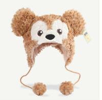 Disney Duffy bear Plush hat