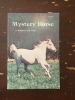 1973 Mystery Horse by Margaret Goff Clark Scholastic Books 1st Printing