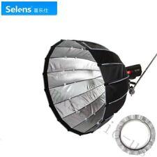 Selens 90cm Hexadecagon Umbrella Softbox for Flash + Elinchrom Speed Ring Mount