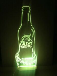 Customized Great Northern LED sign light 300mm high