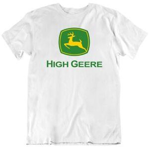 Phish Antelope John Deere High Geere T Shirt