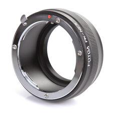 FOTGA Pentax PK K Lens To Sony NEX-7 6 A6300 A6500 A7 A7R II III E-Mount Adapter
