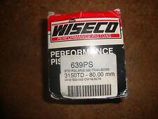 TRAIL BOSS 350 80MM WISECO PISTON KIT 639PS TrailBoss 80 mm 1990-1993 350L