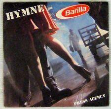 Barilla 45 tours Vangelis Italie 1986