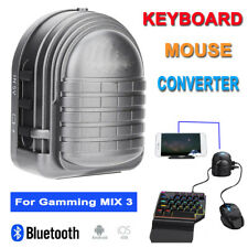 PUBG Mobile Phone Keyboard Mouse Bluetooth Converter Adapter for Gaming MIX 3 SS