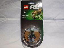 Star Wars Lego 850643 Boba Fett Mini Figure Magnet Brand New Sealed RARE